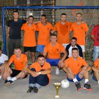 I sport i solidarnost . pobjednička ekipa Krajpolja